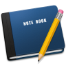 96x96px size png icon of Note Book
