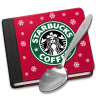 96x96px size png icon of Starbucks Book Alt