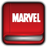 96x96px size png icon of Marvel Book