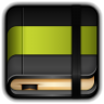 96x96px size png icon of Moleskine Book