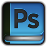 96x96px size png icon of PSD Tutorials Book