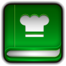 96x96px size png icon of Recipe Book