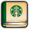 96x96px size png icon of Starbucks Diary Book