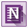96x96px size png icon of one note