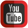 96x96px size png icon of Youtube