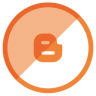 96x96px size png icon of Blogger