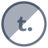 96x96px size png icon of Tumblr