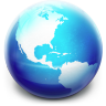 96x96px size png icon of Glow Ball Inactive