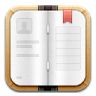 96x96px size png icon of Addressbook contacts