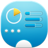 96x96px size png icon of control panel