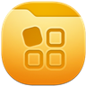 96x96px size png icon of folder apps