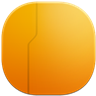 96x96px size png icon of live folder back