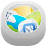 96x96px size png icon of recycle bin full 2