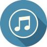 96x96px size png icon of Sound Music
