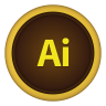 96x96px size png icon of ai