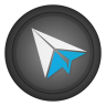 96x96px size png icon of sparrow