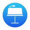 96x96px size png icon of Keynote