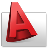 96x96px size png icon of Autodesk AutoCAD