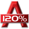 96x96px size png icon of 120 Percent Alcohol