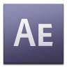 96x96px size png icon of Adobe After Effects CS 3