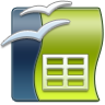 96x96px size png icon of OpenOffice Calc