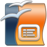 96x96px size png icon of OpenOffice Impress