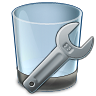 96x96px size png icon of Uninstall Tool