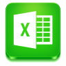 96x96px size png icon of excel