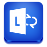 96x96px size png icon of lync