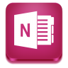 96x96px size png icon of onenote