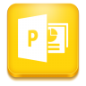 96x96px size png icon of powerpoint