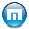 96x96px size png icon of Maxthon