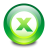 96x96px size png icon of Microsoft Excel