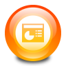 96x96px size png icon of Microsoft PowerPoint