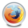 96x96px size png icon of Mozilla Firefox