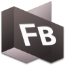 96x96px size png icon of Flash Builder 1