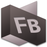 96x96px size png icon of Flash Builder 2