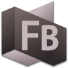 96x96px size png icon of Flash Builder 4