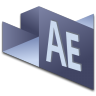 96x96px size png icon of After Effects 2