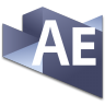 96x96px size png icon of After Effects 3