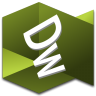 96x96px size png icon of Dreamweaver 1