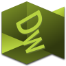 96x96px size png icon of Dreamweaver 2