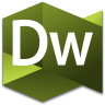 96x96px size png icon of Dreamweaver 3