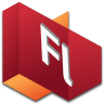 96x96px size png icon of Flash 1