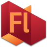 96x96px size png icon of Flash 4