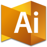 96x96px size png icon of Illustrator 3