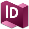 96x96px size png icon of InDesign 3