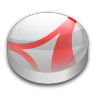 96x96px size png icon of Adobe Reader 7
