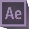 96x96px size png icon of Adobe After Effects CC