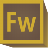 96x96px size png icon of Adobe Fireworks CC